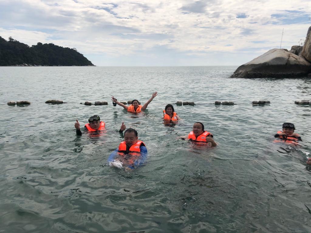 pangkor snorkeling
