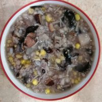 nutri rice porridge